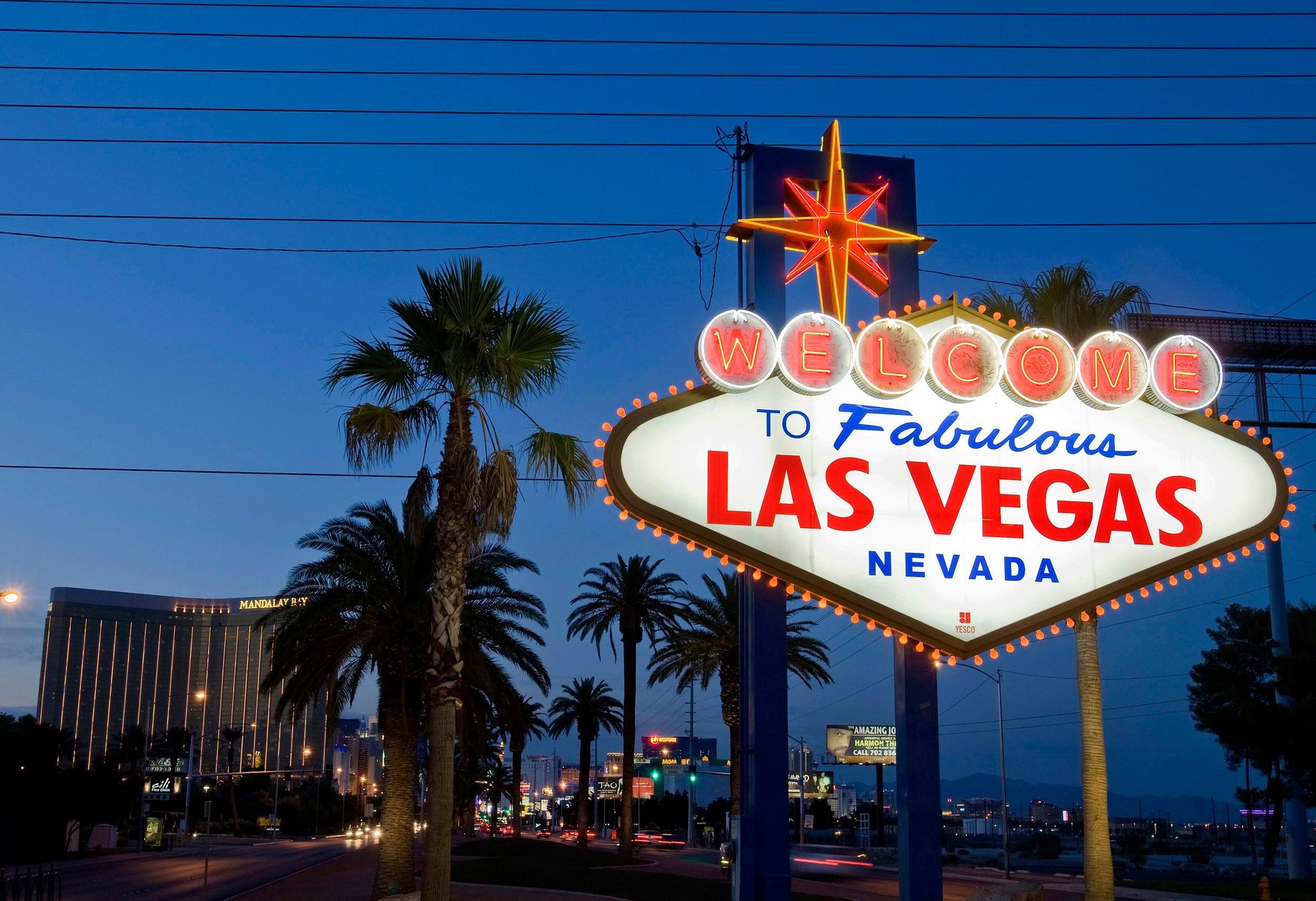 Vegas Casino Heist