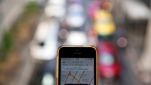 Wall Street Journal Editor-in-Chief Gerry Baker discusses Uber's $41B valuation and gives insight on the markets.