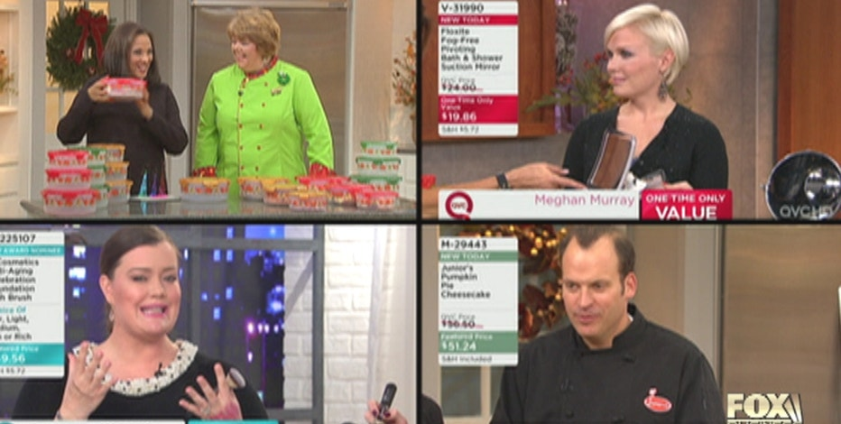 A look at the business behind it, the effects of it -- and the all-important question: how do you get your business on QVC?