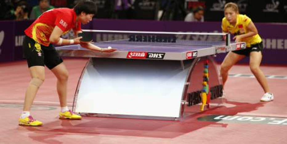 Killerspin CEO Robert Blackwell on the company and business potential of table tennis.
