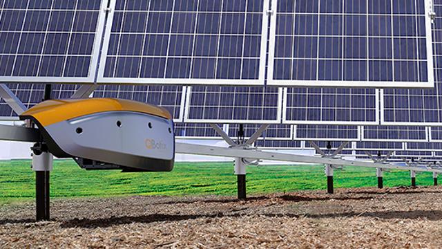 QBotix CEO Wasiq Bokhari on making solar panels more effective.