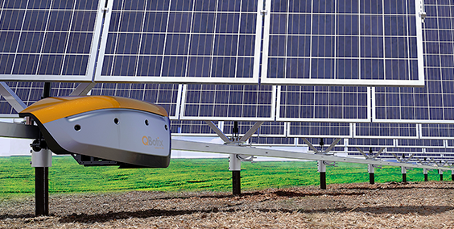 QBotix CEO Wasiq Bokhari on making solar panels more effective.