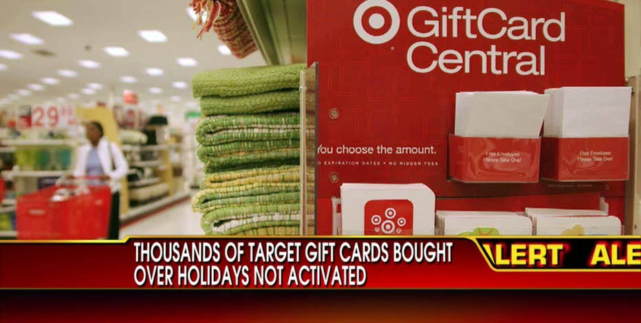 FOXBusiness.com's Kate Rogers on Target failing to properly activate some gift cards sold this holiday season, just over a week after a massive data breach was uncovered at the retailer.