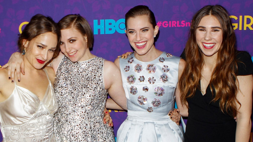 Lena Dunham's 'Girls' renewed for another season