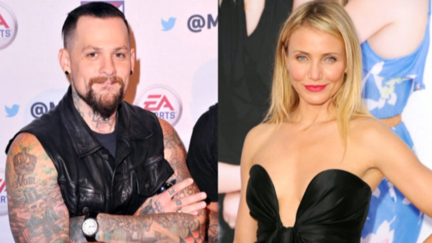 Cameron Diaz and Benji Madden tie the knot