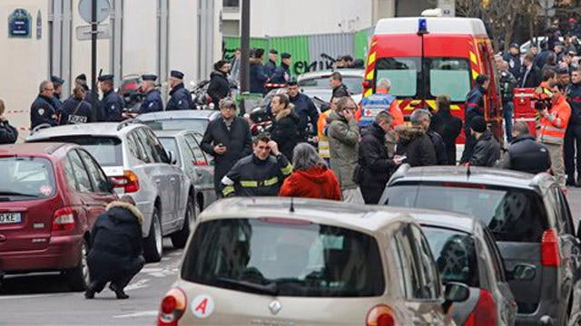 What led up to Paris attack?