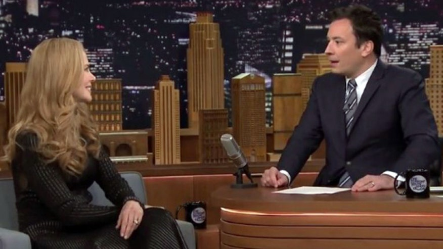 Jimmy Fallon missed his chance with Nicole Kidman