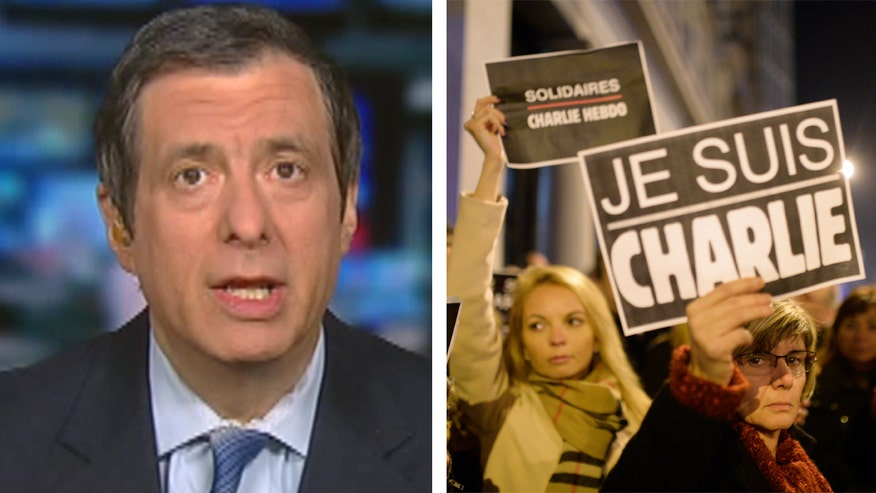 'Media Buzz' host reacts to deadly shooting at Charlie Hebdo