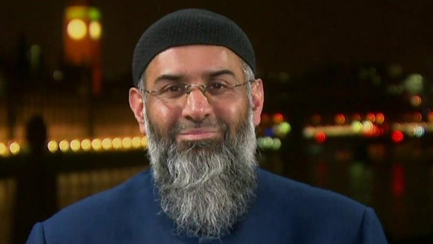 London imam reacts to shooting
