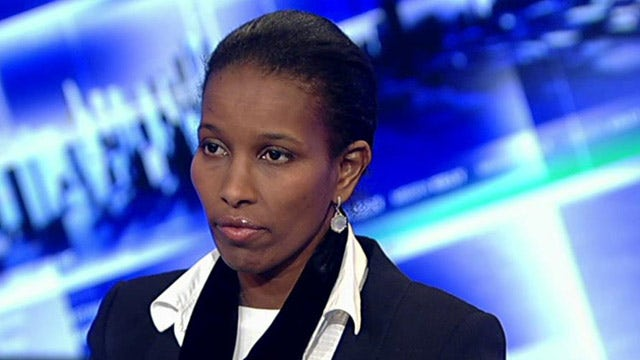 Ayaan Hirsi Ali on Paris attack: Media must take a stand