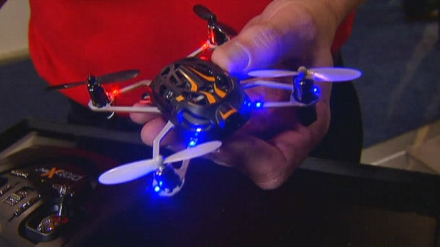 The world's smallest drone is only $29