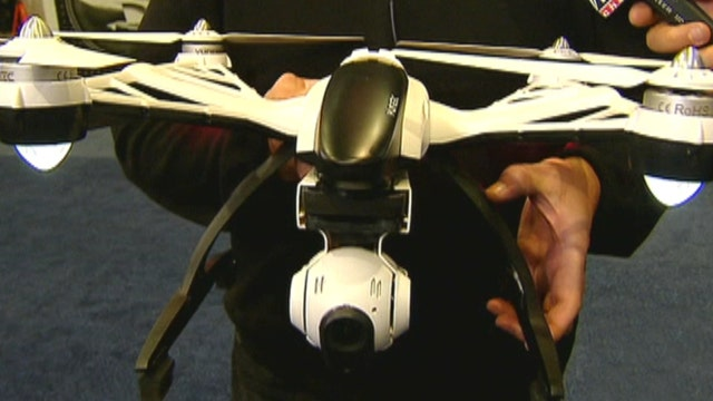 Tech Take at CES: Drones designed for a novice flyer