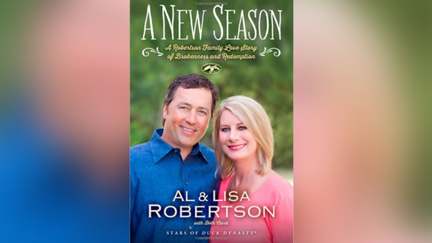 Lisa Robertson reveals she had an affair and an abortion