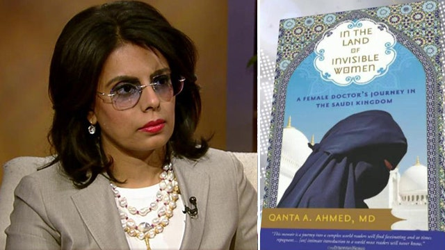 Dr. Qanta Ahmed: 'Need to acknowledge ties to Islam'