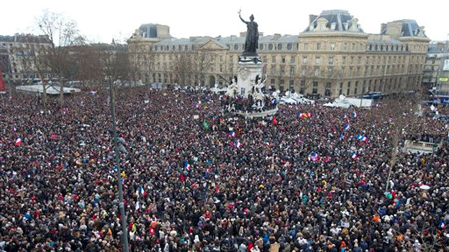 Rick Leventhal reports from Paris