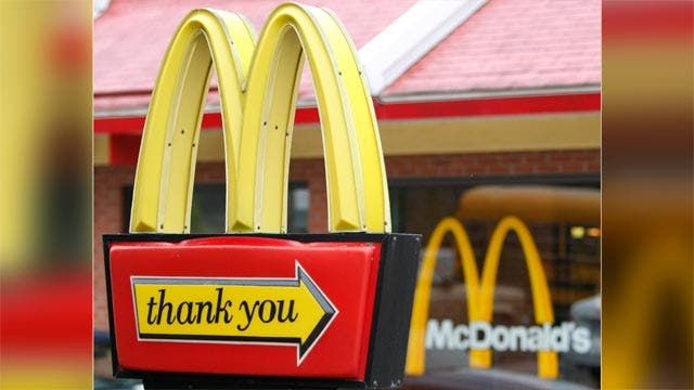 Not everyone lovin' McDonald's 'signs' ad