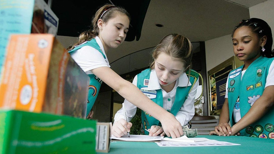 Girl Scouts add 3 new cookies to their stock of favorites -- and 2 of them are gluten free.