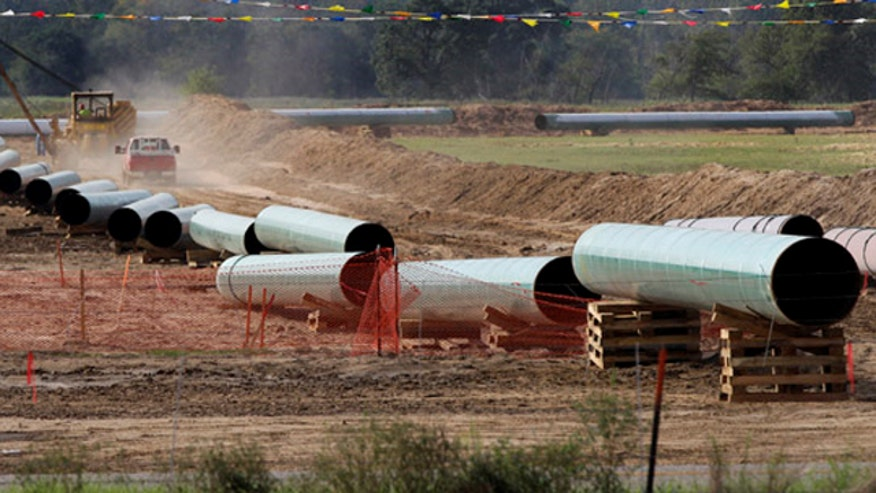Should push for pipeline continue?