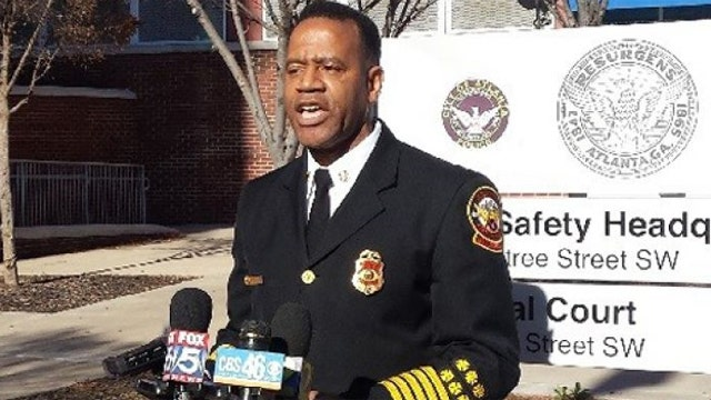 Atlanta Fire Chief: I was fired because of my Christian faith