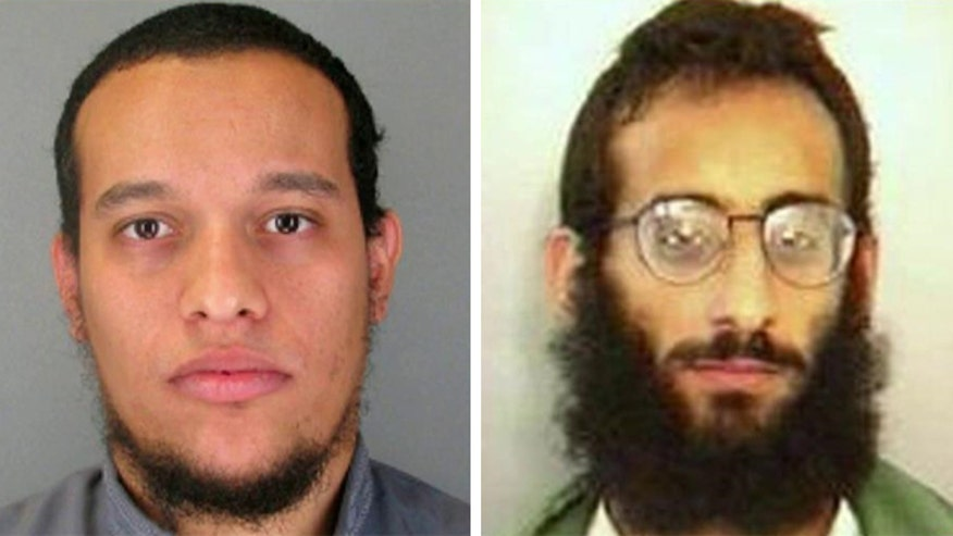Said Kouachi met with American cleric Anwar al-Awlaki in Yemen
