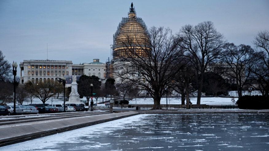 Ellen Ratner and Matt Keelen on sticking points between President Obama and Republican-led Congress