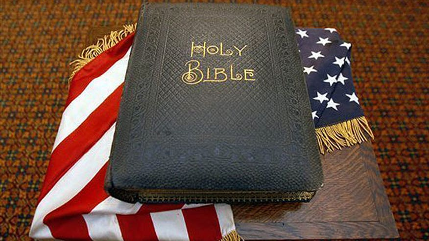 Kyle Rothenberg takes a look at why lawmakers in Mississippi want to elevate the Holy Book