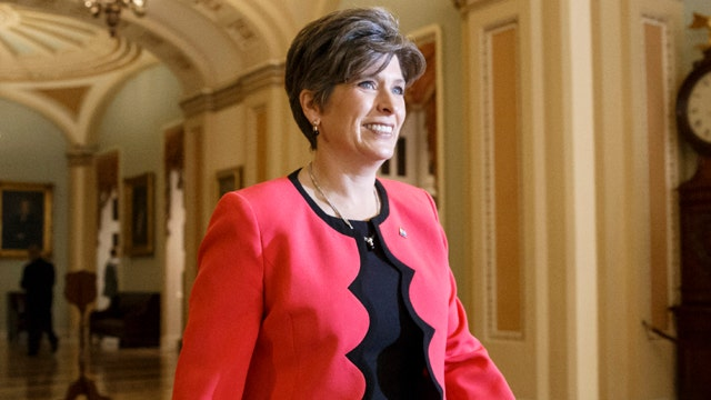 Will Ernst overcome State of the Union response 'curse'?