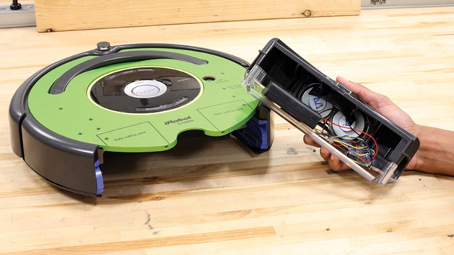 Ever wanted to build your own robot? - Now you can