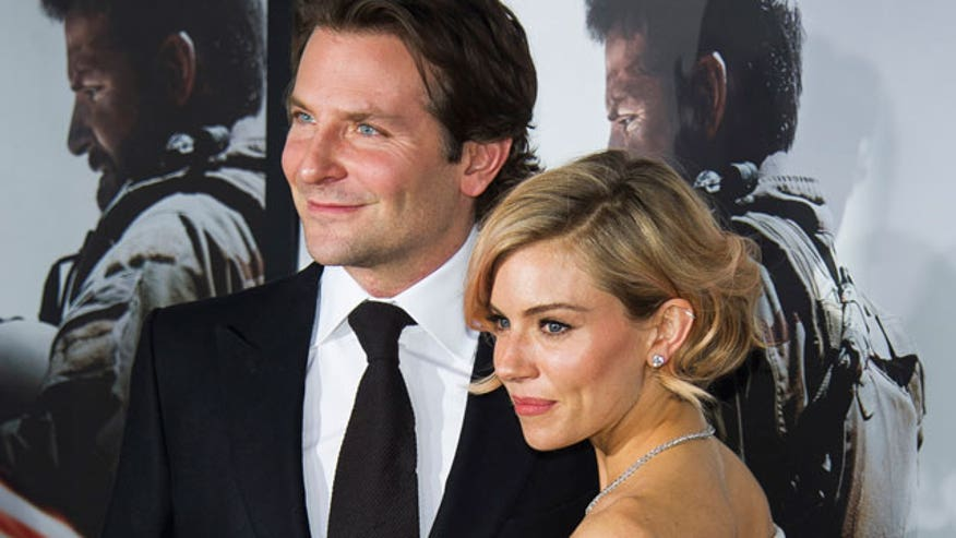 """American Sniper"" stars Bradley Cooper and Sienna Miller on the importance of making a military film."