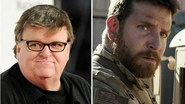 Hollywood stars smear 'American Sniper,' call Kyle a coward