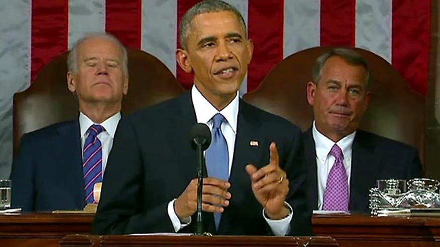 State of the Union, Part 3: President addresses fight against terrorism, Russian aggression, a new Cuba policy and climate change