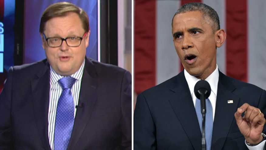 Todd Starnes sounds off on Obama's State of the Union address