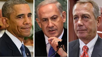 After Speaker Boehner snubs Obama in invitation to Netanyahu, president decides he won't meet with Israeli PM during March visit