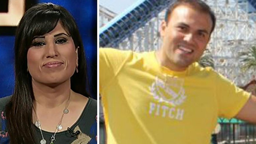 Naghmeh Abedini says the president assured her that her husband's release was a top priority