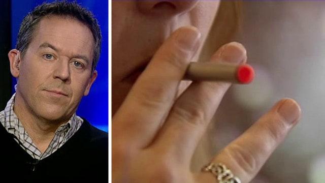 Gutfeld: New e-cig study goes up in smoke