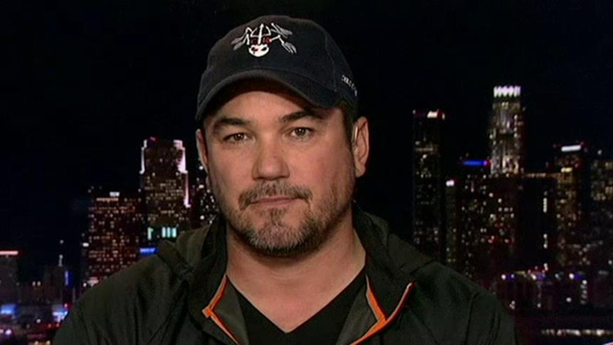 Actor Dean Cain sounds off on vicious internet attacks against the provocative new film