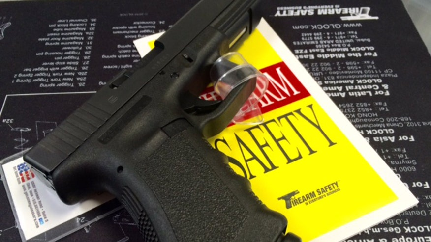 Lauren Blanchard takes a look at the growing number of carry gun permits in Iowa