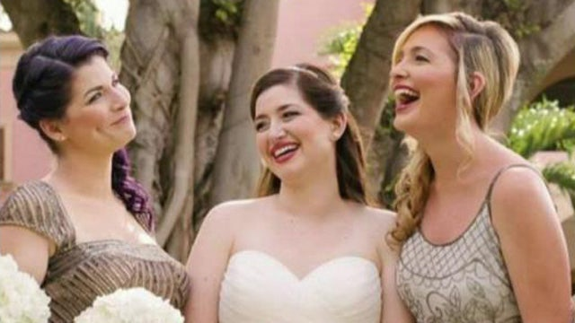 'Bridesmaid for Hire' handles dirty work on wedding day