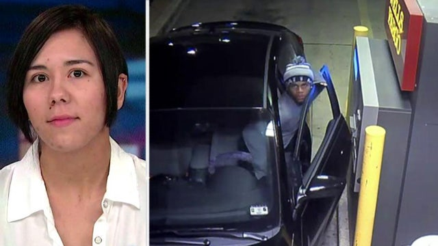 Woman escapes from carjacker after being stuck in trunk
