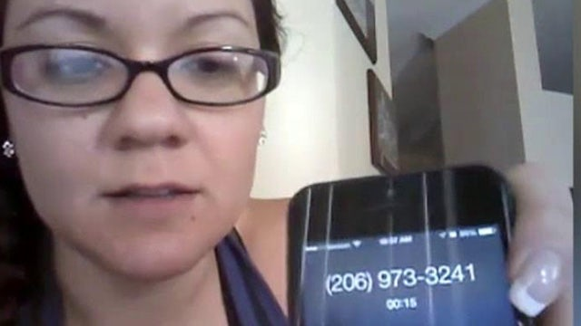 Woman turns tables on IRS scammers