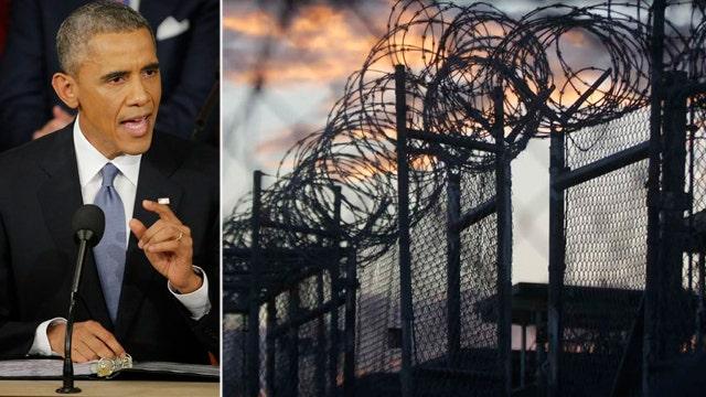 President doubles down on promise to shut down Gitmo