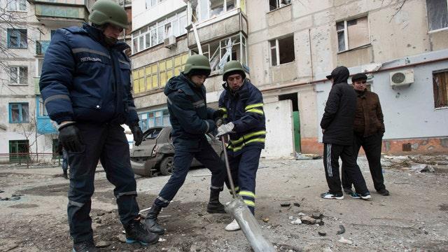 Obama blames Russia for new violence in Ukraine