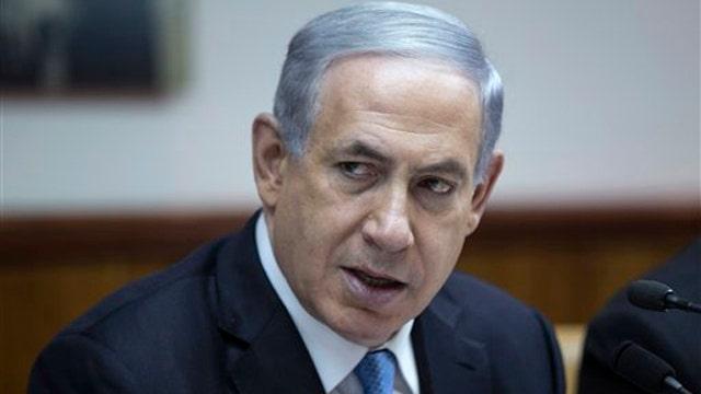 Israeli PM's visit kicks up diplomatic dust storm