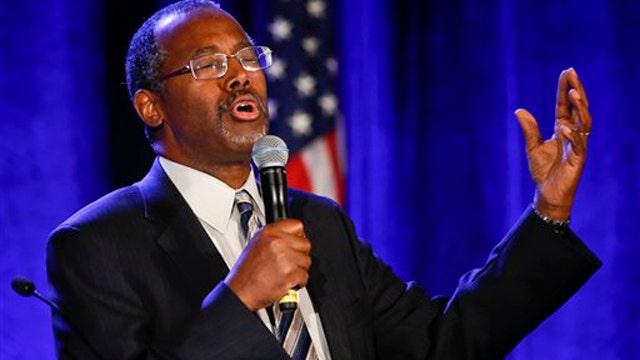Carson: Seal our border