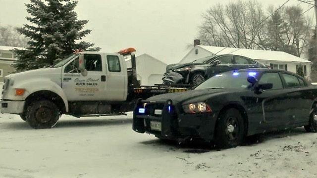 Winter storm set to pummel Midwest, Northeast