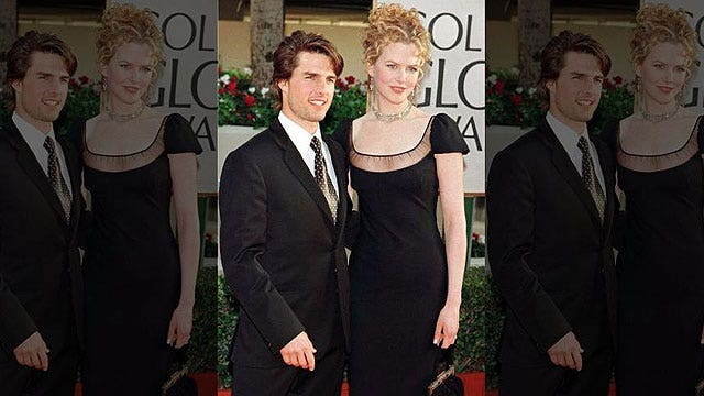 Nicole Kidman's phones were tapped while she was with Tom Cruise, documentary claims