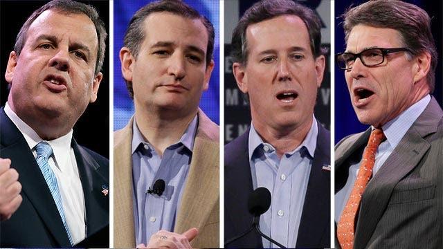 Who will make a 2016 run?