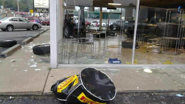 Ferguson businesses struggling to recover from riots