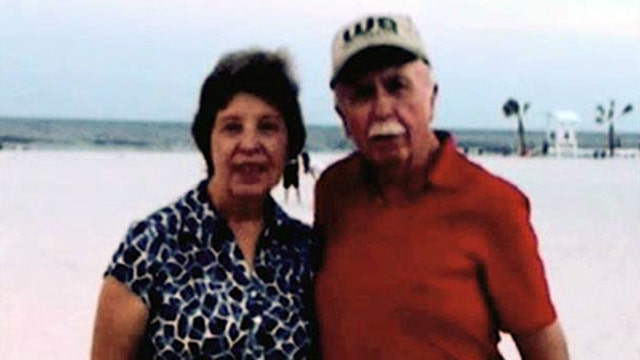 Elderly couple vanishes after traveling to buy car