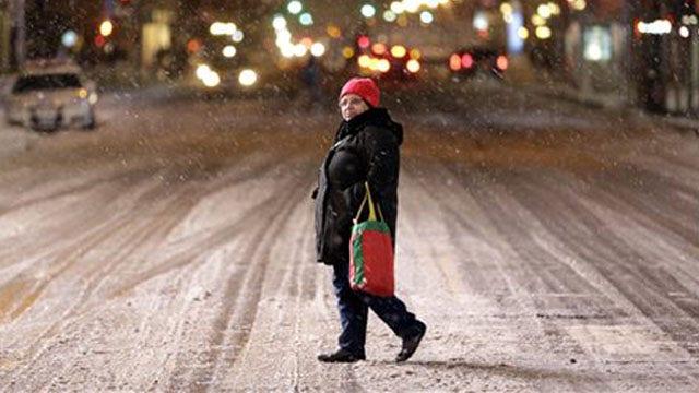 Northeast braces for huge winter storm